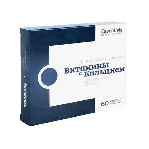 Витамины с кальцием — ESSENTIALS by Siberian Health